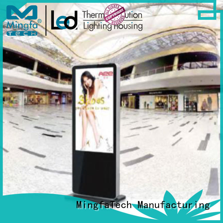 Mingfa Tech lcd digital signage supplier for hotel