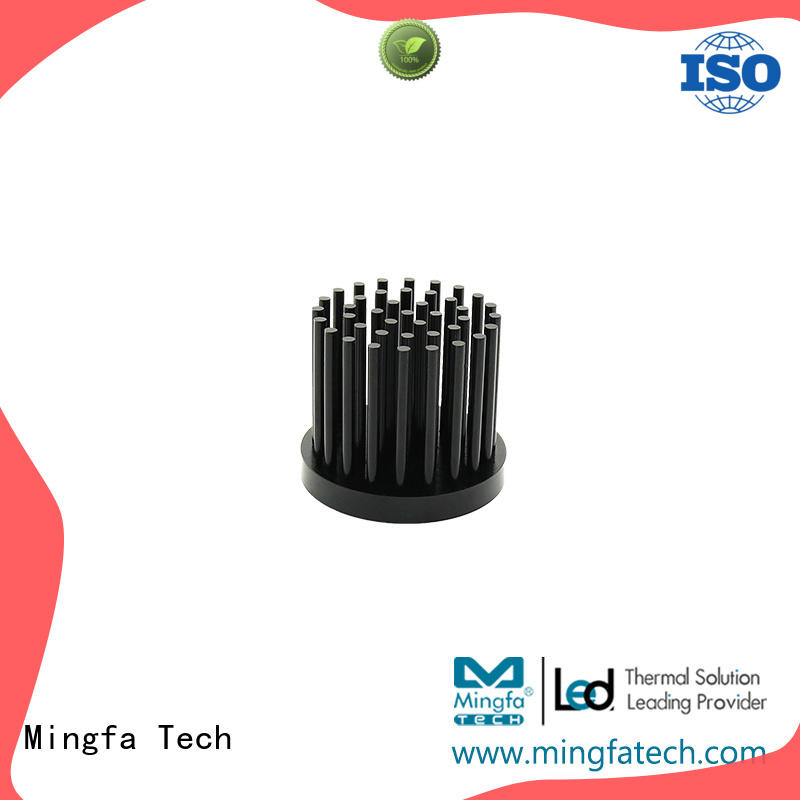 Mingfa Tech large thermal heat sink design for retail