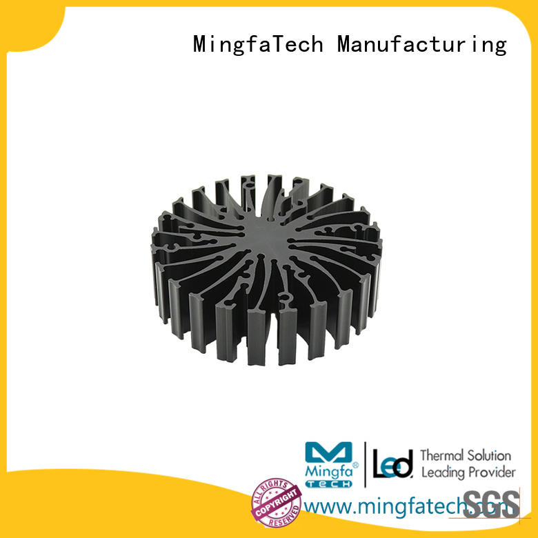 heatsink 10 watt led heat sink supplier for indoor Mingfa Tech