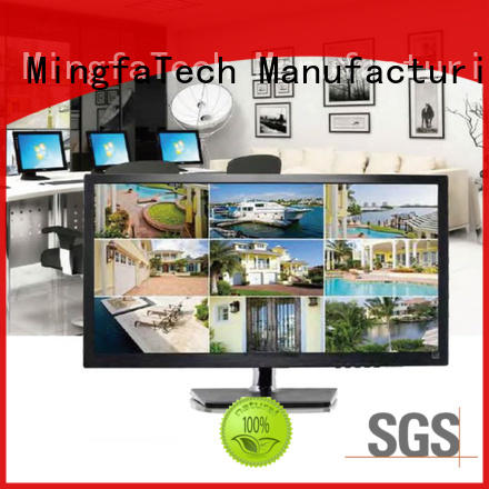 practical commercial lcd display customized for mall