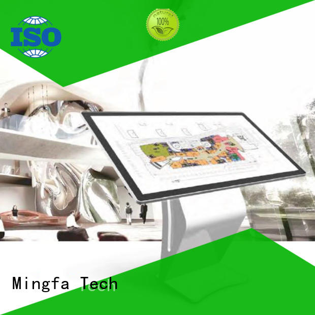 Mingfa Tech efficient lcd digital signage supplier for indoor