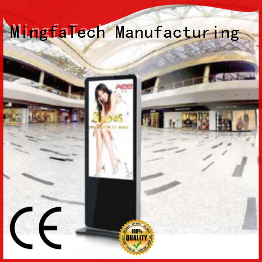 Mingfa Tech lcd signage personalized for station