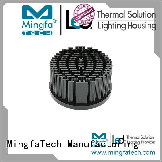 Mingfa Tech fin heat sink applications design for roadway