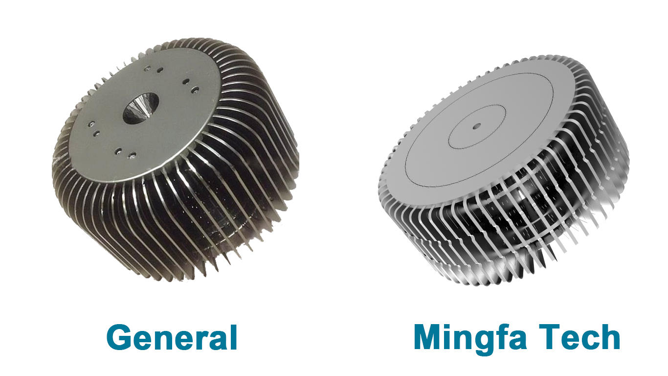 Mingfa Tech coolers pin heatsink supplier for airport-3