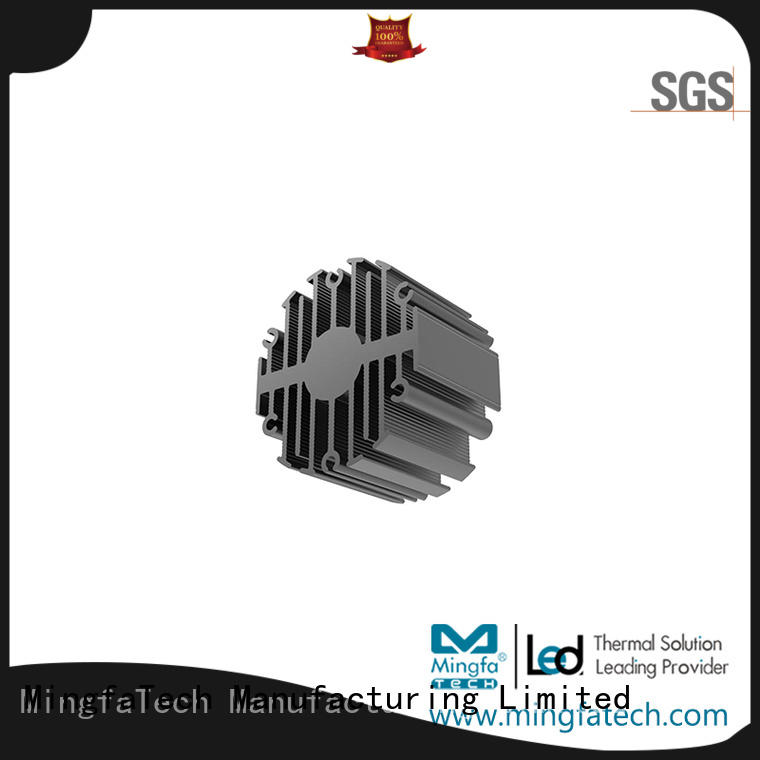 Mingfa Tech star low profile heatsink supplier for bedroom