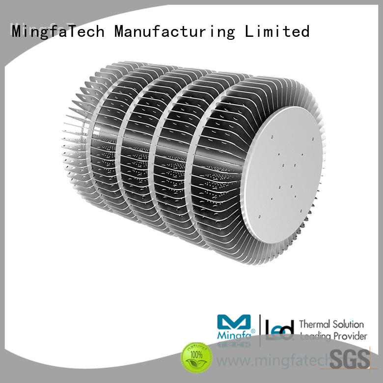 Mingfa Tech thermal solution what does a heat sink do design for station