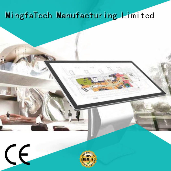 Mingfa Tech approved lcd digital signage personalized for hotel