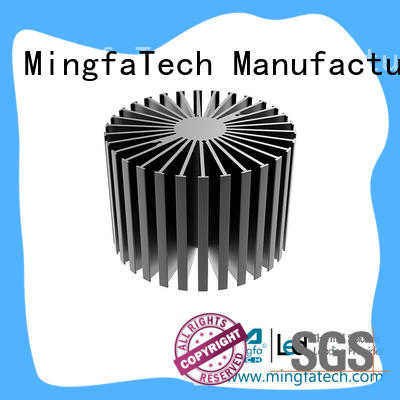 Mingfa Tech thermal solution heat sink enclosure design for cabinet