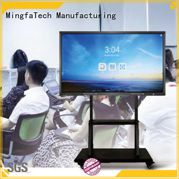 Mingfa Tech all in one monitor directly sale for hotel