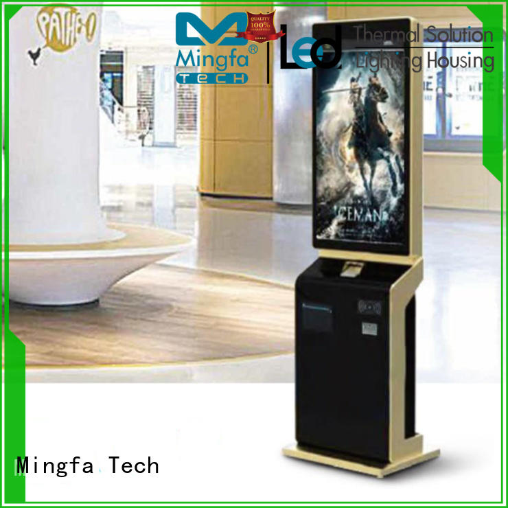 Mingfa Tech commercial lcd display directly sale for mall