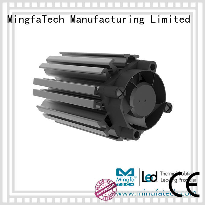 active cooling led active for horticulture Mingfa Tech