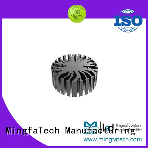 Mingfa Tech water cooled heat sink design for indoor