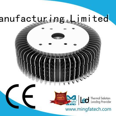 Mingfa Tech residential extruded aluminum heatsink supplier for indoor