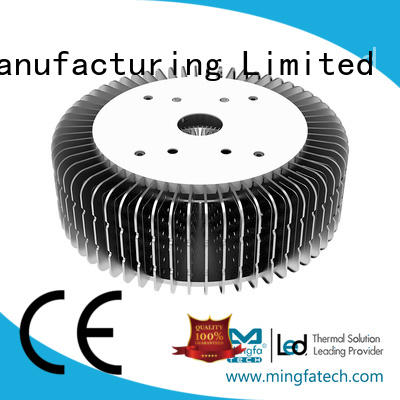 Mingfa Tech residential extruded aluminum heatsink supplier for indoor