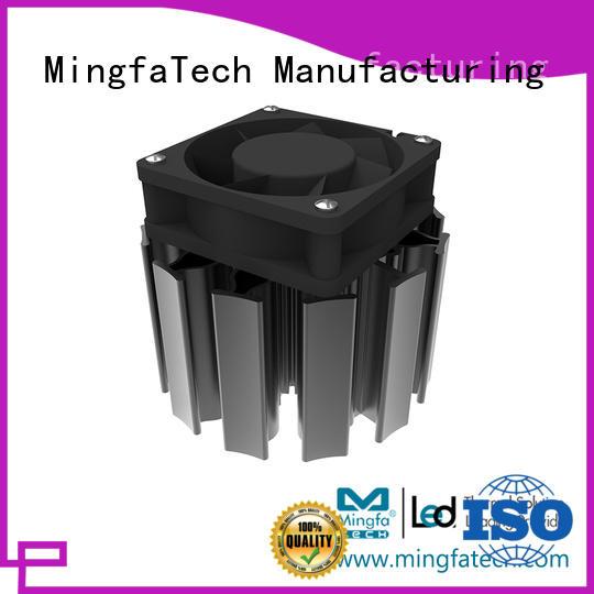 Mingfa Tech actiledg5850 led strip heat sink design for horticulture