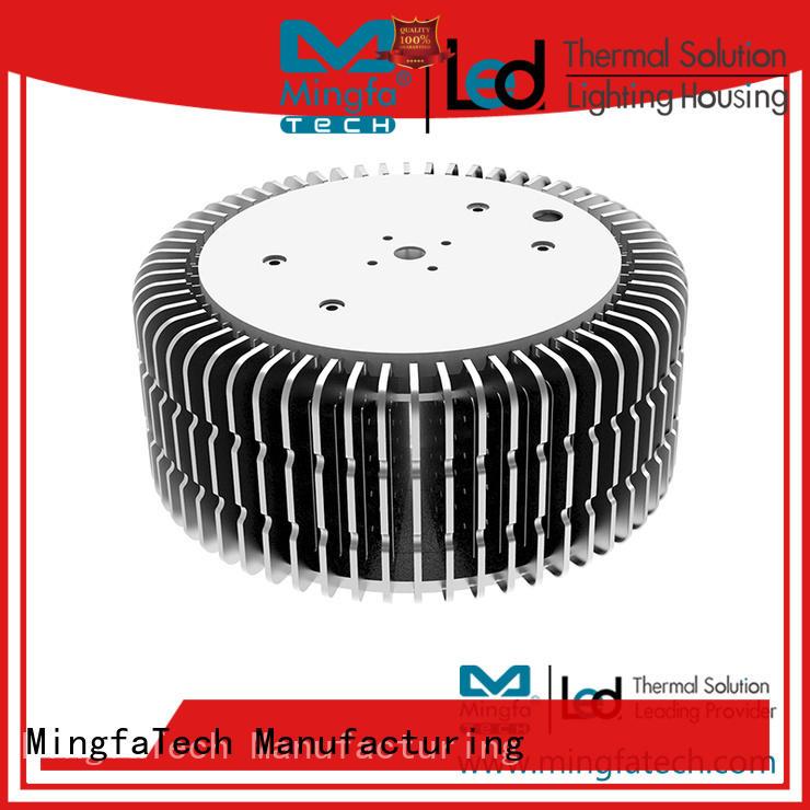 Mingfa Tech hibayled24088 100w heatsink design for indoor