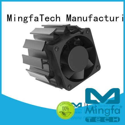 aluminum extrusion heatsink Mingfa Tech Brand