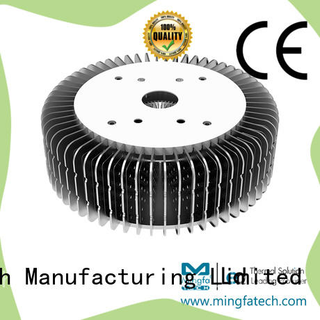 Mingfa Tech hibayled24088 extruded aluminum heatsink supplier for indoor