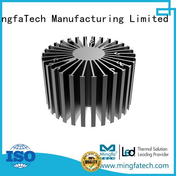 Mingfa Tech cooling mini heatsink customize for bedroom