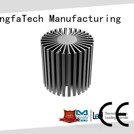 Mingfa Tech painting mini heatsink supplier for bedroom
