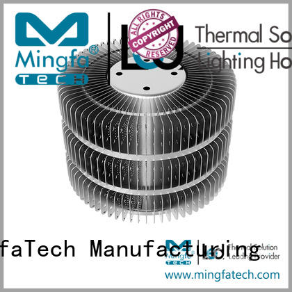 hibayled24088 led bulb heat sink supplier for hotel Mingfa Tech