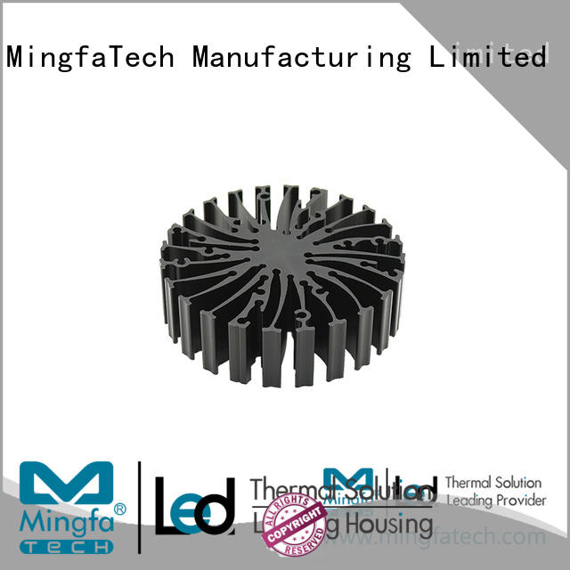 Mingfa Tech Indoor 10 watt led heat sink design for mall