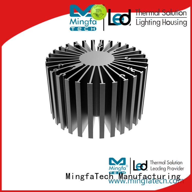 Mingfa Tech thermal solution mini heatsink customize for bedroom