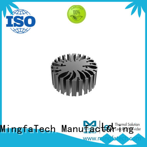 Mingfa Tech heat sink material design for station
