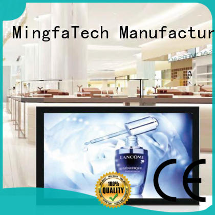 Mingfa Tech lcd digital signage wholesale for indoor