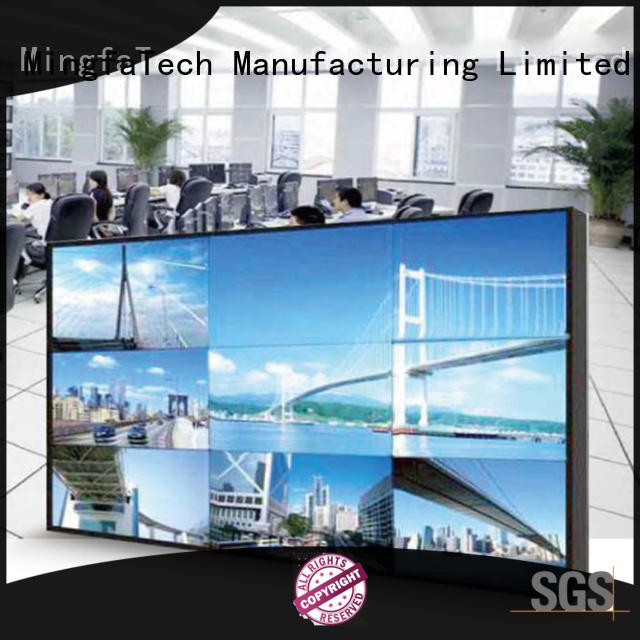 Mingfa Tech videowall customized for airport