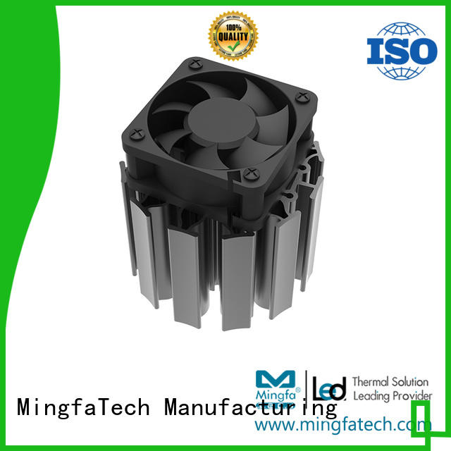 area electronic heat sink fan supplier for education