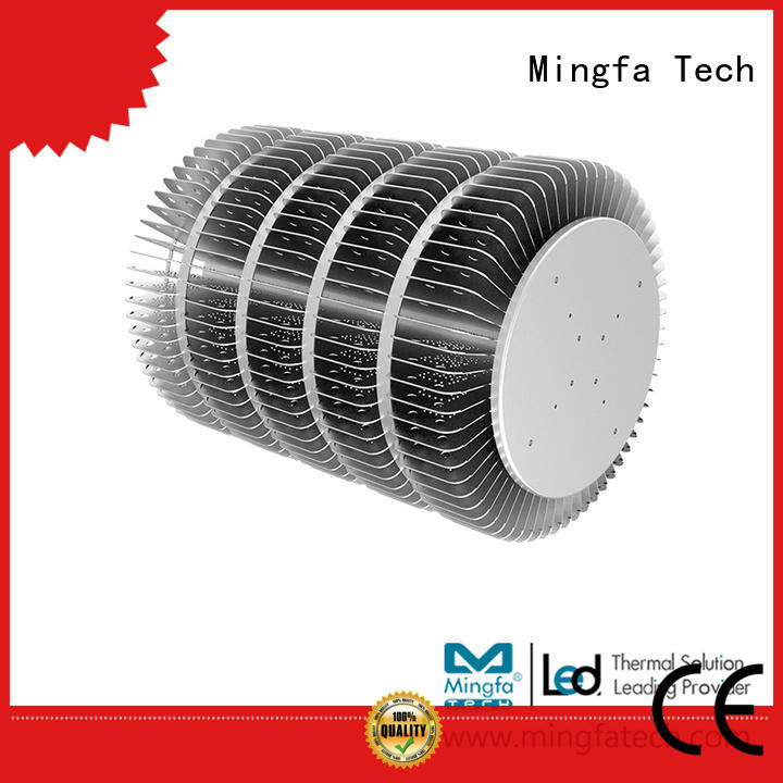 area high bay heat sink aluminum manufacturer for station