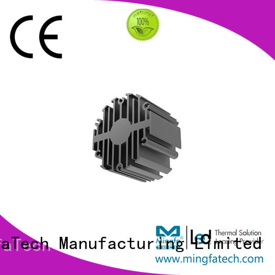 aluminum low profile heatsink manufacturer for bedroom Mingfa Tech