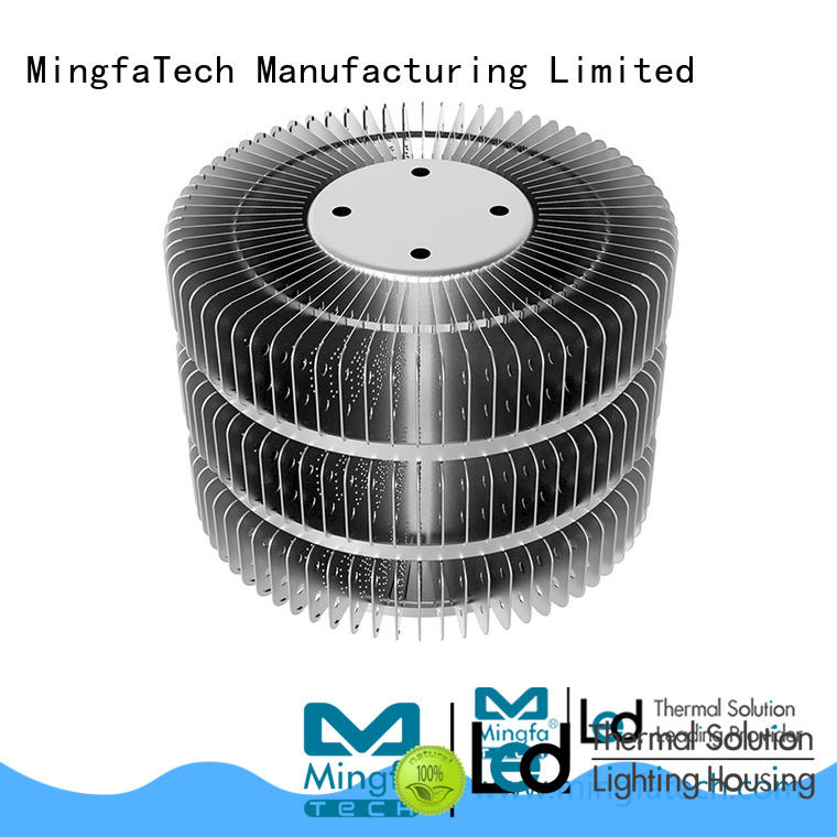 Mingfa Tech sinks what does a heat sink do design for station