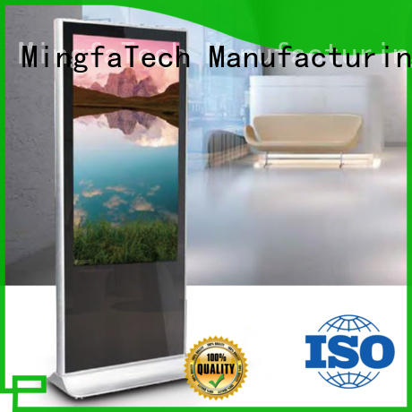 Mingfa Tech durable commercial lcd display manufacturer for mall