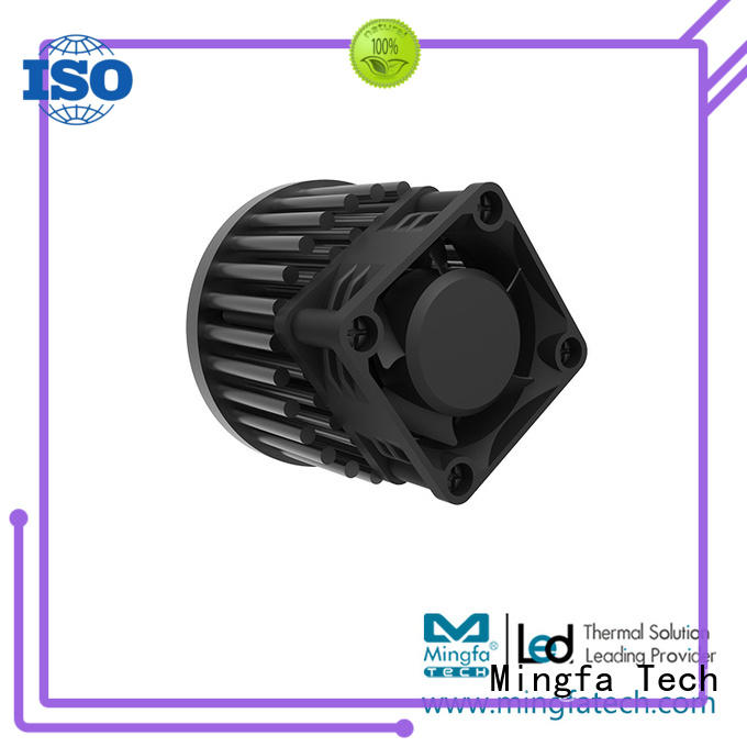 Mingfa Tech large micro channel heat sink aluminum for mall