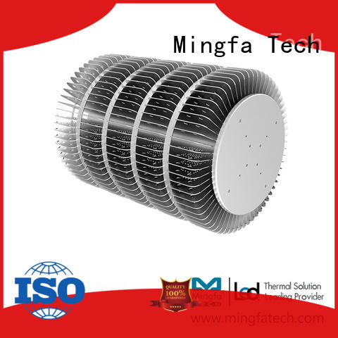 Mingfa Tech area what does a heat sink do design for airport
