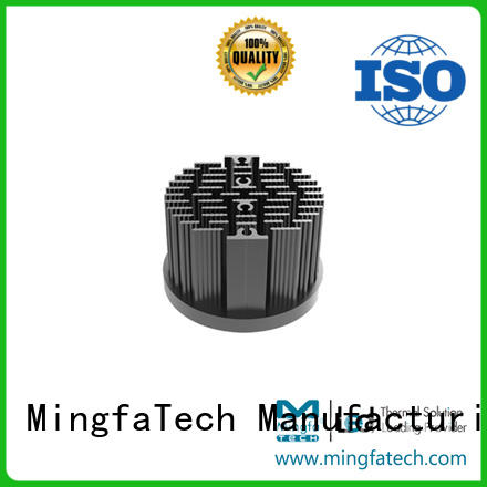 Mingfa Tech light heat sink applications design for roadway