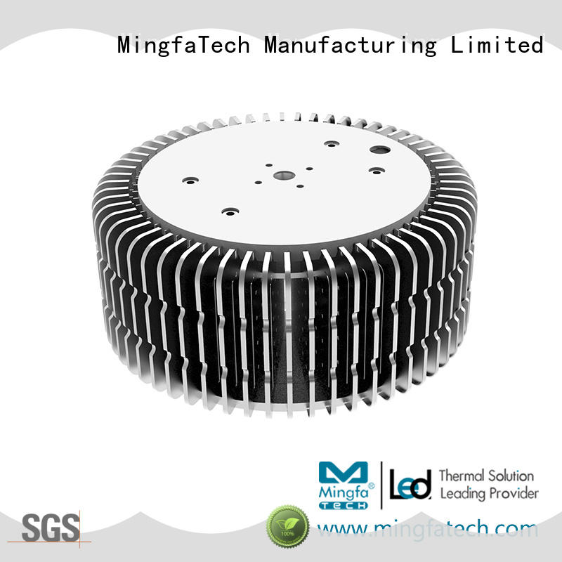 sinks extruded aluminum heatsink manufacturer for station Mingfa Tech