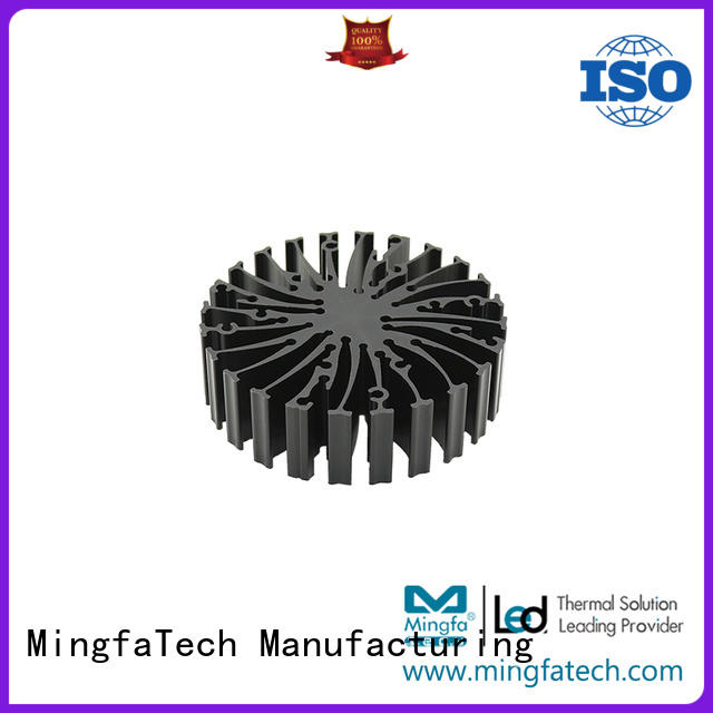 Mingfa Tech healthcare 10 watt led heat sink supplier for airport