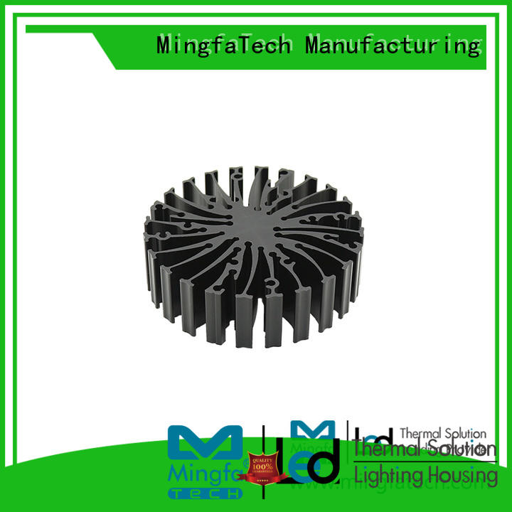 healthcare 10 watt led heat sink extruded supplier for airport