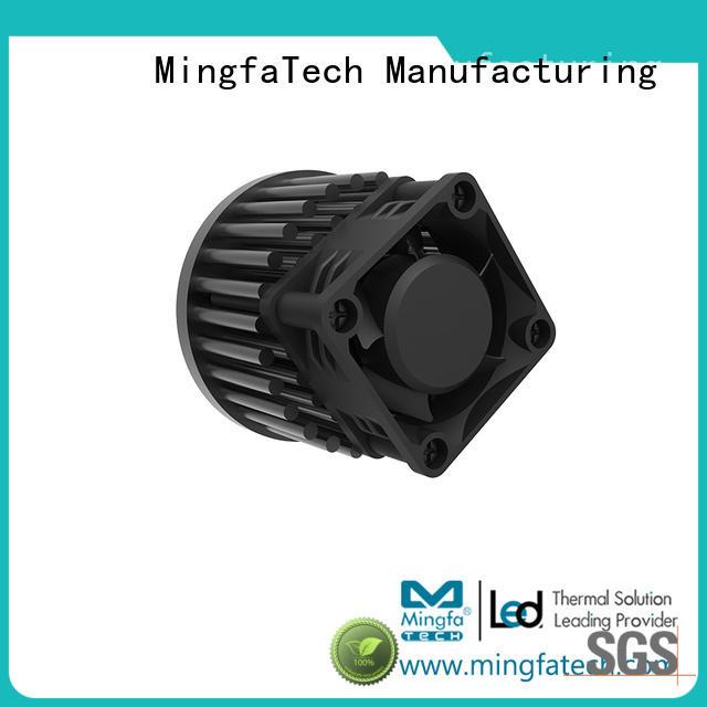 Mingfa Tech actiledf3865 led heat sink design guide design for roadway