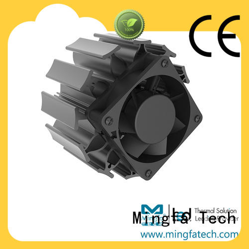 area active cooling led design for roadway