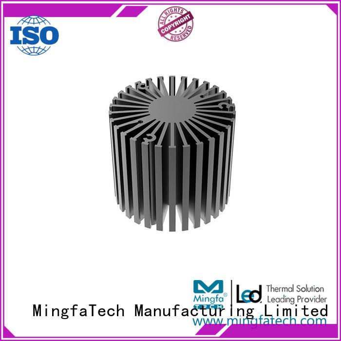 Mingfa Tech simpoled16050160100160150 large heat sink customize for office