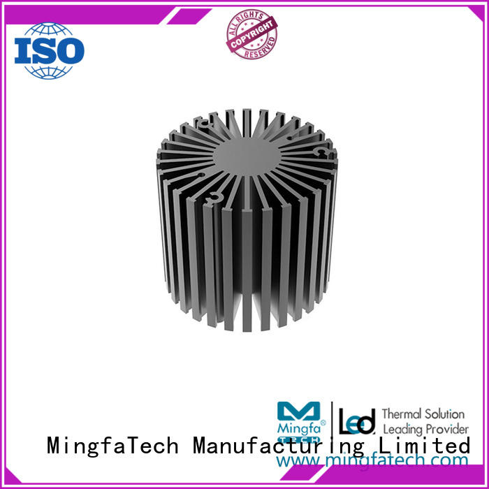 Mingfa Tech simpoled16050160100160150 large heat sink customize for office