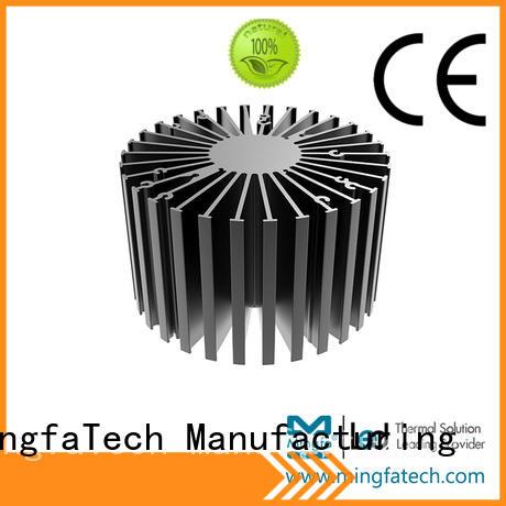die-casting mini heatsink simpoled16050160100160150 customize for office