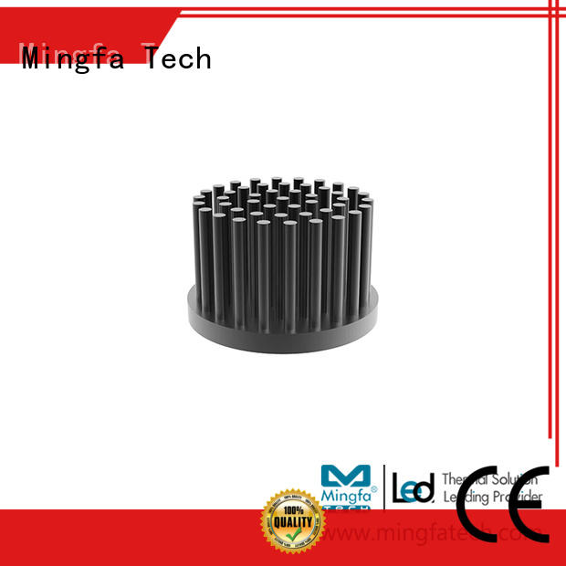 Mingfa Tech architectural led strip heat sink manufacturer for landscape