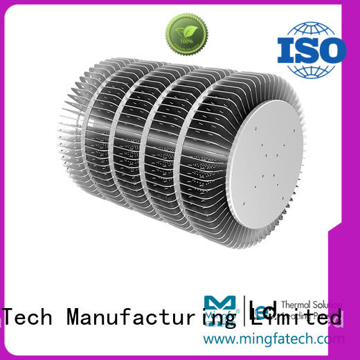 area mingfa heat sink manufacturer for airport Mingfa Tech