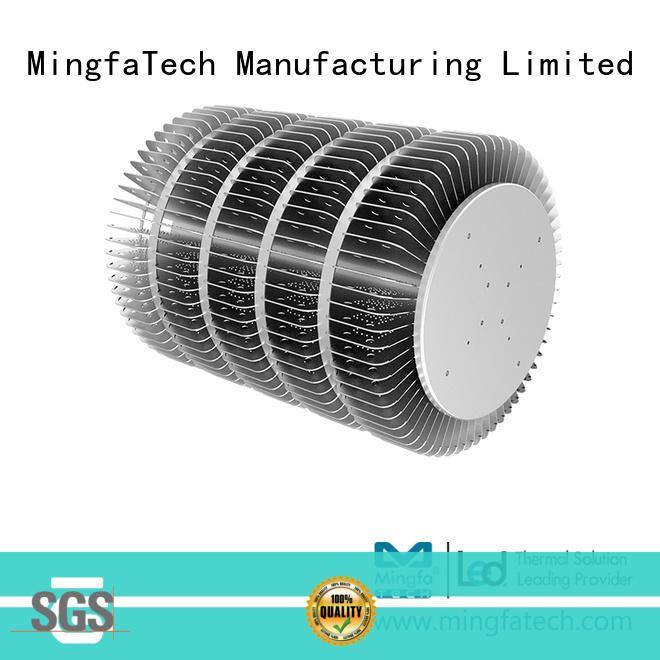 Mingfa Tech residential led bulb heat sink manufacturer for hotel