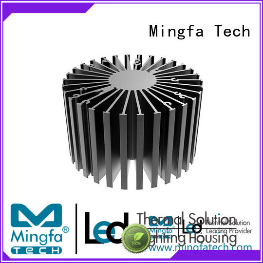 Mingfa Tech passive mini heatsink customize for warehouse
